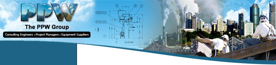 The PPW Group - Consulting Engineers, Project Managers & Equipment Suppliers to the Ventilation Industry.